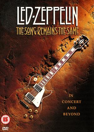 Led Zeppelin: The Song Remains the Same Online DVD Rental