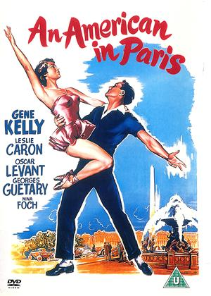 An American in Paris Online DVD Rental