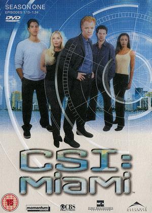 Rent CSI Miami: Series 1: Part 2 Online DVD Rental