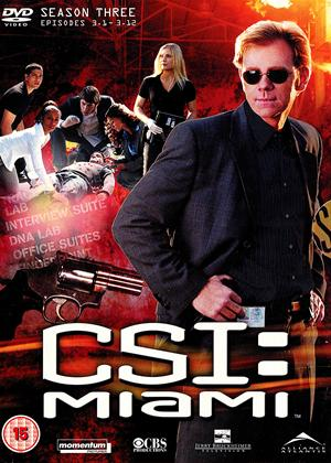 Rent CSI Miami: Series 3: Part 1 Online DVD Rental