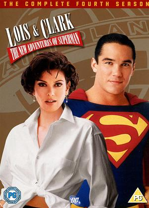 Lois and Clark: Series 4 Online DVD Rental
