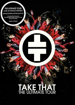 Take That: The Ultimate Tour Online DVD Rental