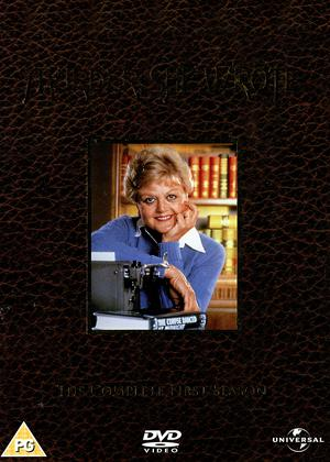 Murder, She Wrote: Series 1 Online DVD Rental