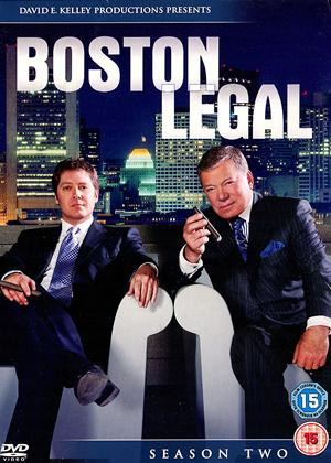 Boston Legal: Series 2 Online DVD Rental