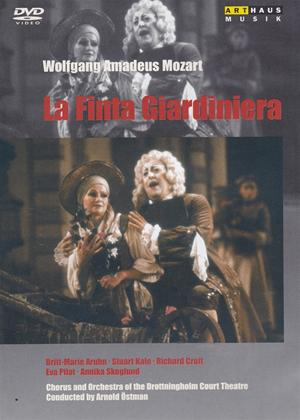 Rent Mozart: La Finta Giardiniera (Ostman, Biel, Skolund) Online DVD Rental