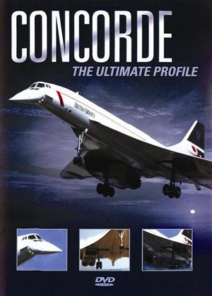 Concorde: The Ultimate Profile Online DVD Rental