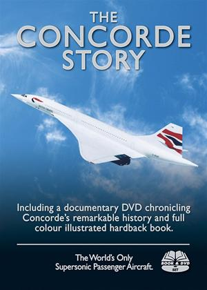 Rent The Concorde Story Online DVD Rental