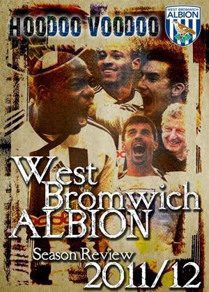 West Bromwich Albion: Season Review 2011/2012 Online DVD Rental