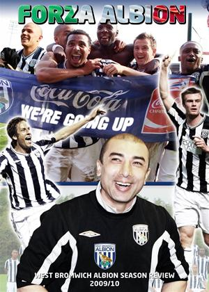 Rent Forza Albion - West Bromwich Albion Season Review 2009/2010 Online DVD Rental