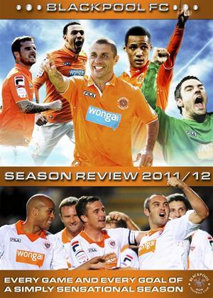 Blackpool FC: Season Review 2011/2012 Online DVD Rental