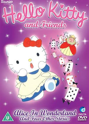Rent Hello Kitty and Friends: Alice in Wonderland and Four Other... Online DVD Rental