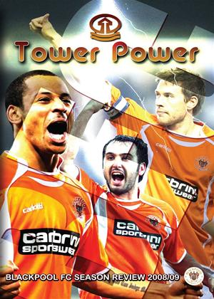 Blackpool FC Season Review 2008/2009 Online DVD Rental