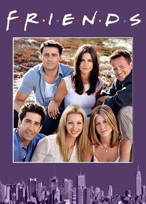 Friends Online DVD Rental