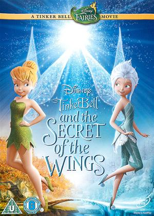 Tinker Bell and the Secret of the Wings Online DVD Rental