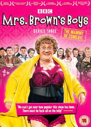 Rent Mrs. Brown's Boys: Series 3 Online DVD Rental