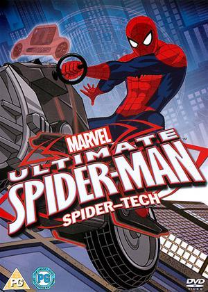 Rent Ultimate Spider-Man: Spider-Tech Online DVD Rental