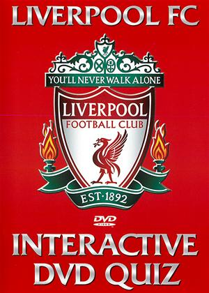 Liverpool FC: Interactive Quiz Online DVD Rental