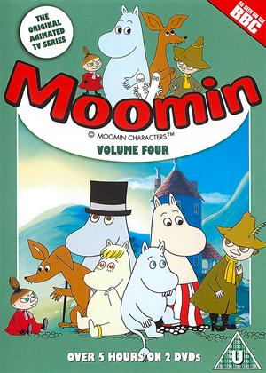 Rent Moomin: Series 4 (aka Tanoshî Mûmin Ikka) Online DVD Rental