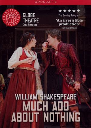 Much Ado About Nothing: Globe Theatre Online DVD Rental