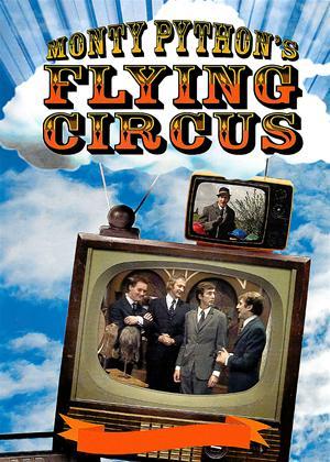 Monty Python's Flying Circus Online DVD Rental