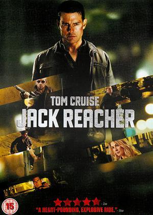 Jack Reacher Online DVD Rental