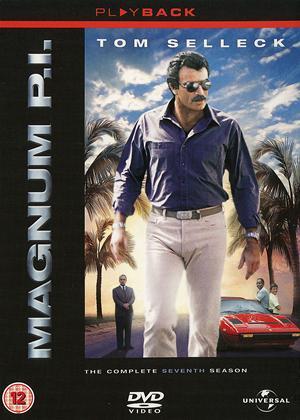 Magnum P.I.: Series 7 Online DVD Rental