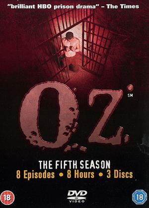Oz: Series 5 Online DVD Rental