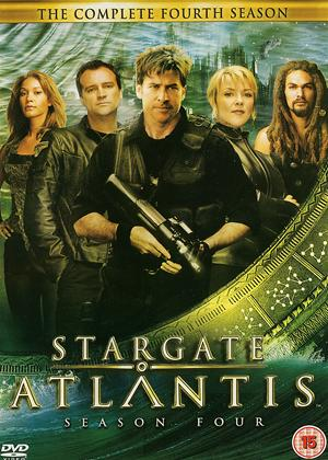 Stargate Atlantis: Series 4 Online DVD Rental