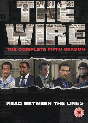 The Wire: Series 5 Online DVD Rental