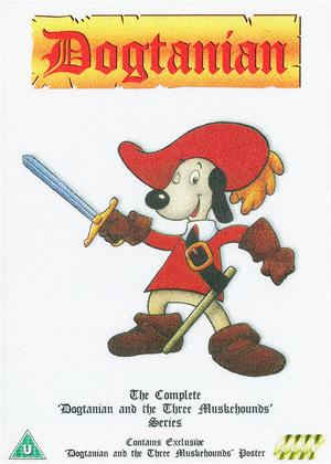 Dogtanian and the Three Muskehounds: Series Online DVD Rental