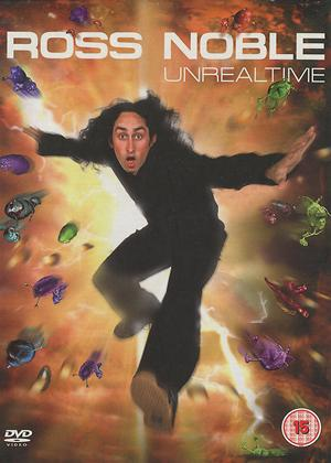 Ross Noble: Unrealtime Online DVD Rental