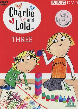 Charlie and Lola: Vol.3 Online DVD Rental