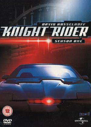 Rent Knight Rider: Series 1 Online DVD Rental