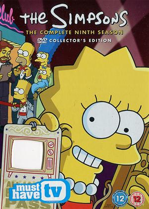 The Simpsons: Series 9 Online DVD Rental