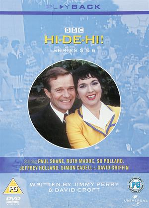 Rent Hi-De-Hi!: Series 5 and 6 Online DVD Rental