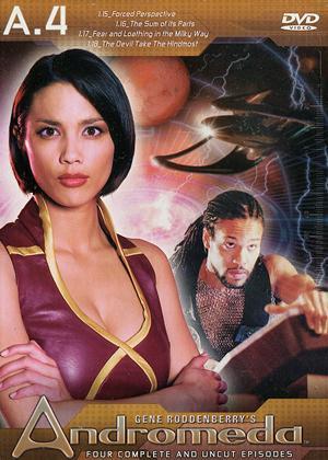 Rent Andromeda: Series 1: Vol.4 Online DVD Rental