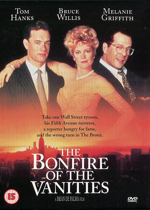 Bonfire of the Vanities Online DVD Rental
