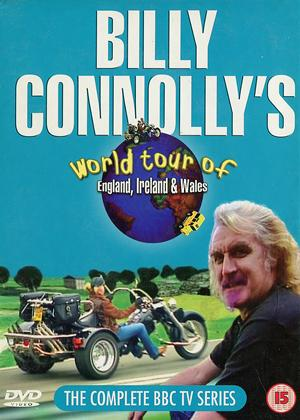 Rent Billy Connolly: World Tour of England, Ireland and Wales Online DVD Rental