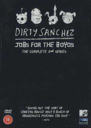 Rent Dirty Sanchez: Series 2 Online DVD Rental