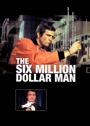 The Six Million Dollar Man Online DVD Rental