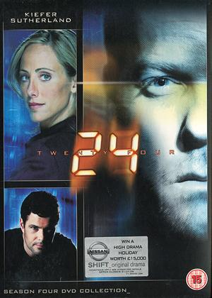 24 (Twenty Four): Series 4 Online DVD Rental