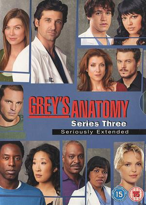 Grey's Anatomy: Series 3 Online DVD Rental