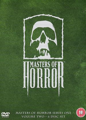 Masters of Horror: Series 1: Vol.2 Online DVD Rental