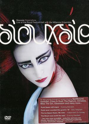 Siouxsie: Dreamshow Online DVD Rental
