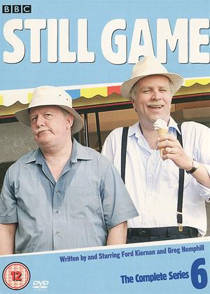 Still Game: Series 6 Online DVD Rental