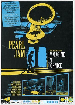 Rent Pearl Jam: Immagine in Cornice Online DVD Rental