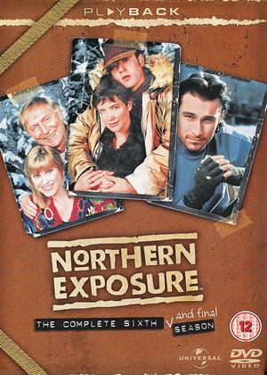 Rent Northern Exposure: Series 6 Online DVD Rental