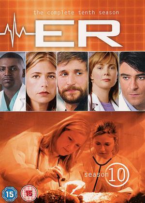ER: Series 10 Online DVD Rental