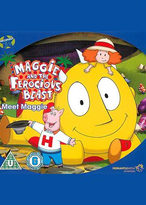 Maggie and the Ferocious Beast: Meet Maggie Online DVD Rental