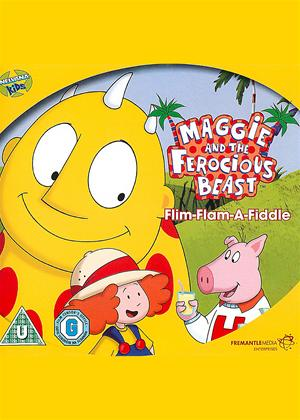 Maggie and the Ferocious Beast: Flim Flam a Fiddle Online DVD Rental